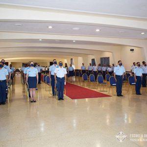 Egreso de Oficiales en la Escuela de Aviación Militar
