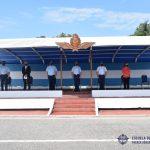 Autoridades de la ceremonia