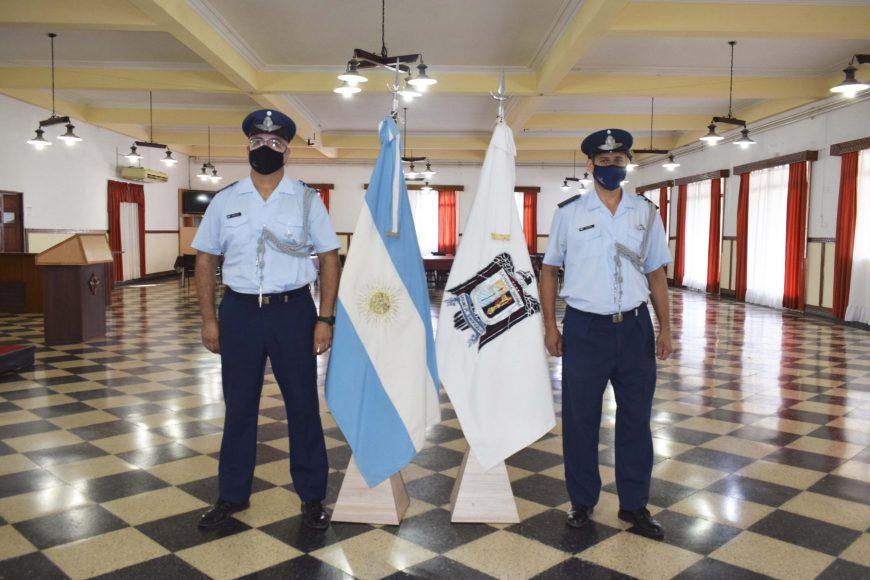 Nuevo Suboficial de Unidad de la Escuela de Aviación Militar