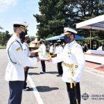 Entrega de diplomas a Cadetes ascendidos