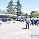 Desfile del Cuerpo de Cadetes de la E.A.M.