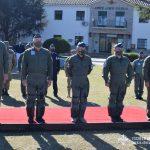 Autoridades en la ceremonia