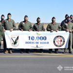 10.000 hs de vuelo Texan II